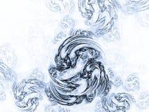 Abstrakter schöner bunter Hintergrund Lizenzfreies Stockfoto