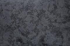 Abstrakter schwarzer strukturierter Hintergrund Stockfoto
