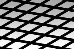 Abstrakter schwarzer und grauer Hintergrund Stockfotos