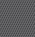 Abstrakter Schwarzweiss-Farbmusterhintergrund Stockfotografie