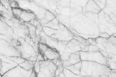 Abstrakter Schwarzweiss-Marmor kopierte Beschaffenheitshintergrund (der natürlichen Muster) Lizenzfreie Stockfotos