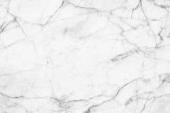 Abstrakter Schwarzweiss-Marmor kopierte Beschaffenheitshintergrund (der natürlichen Muster) Stockfotografie