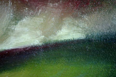 Abstrakter Segeltuchhintergrund Lizenzfreies Stockbild