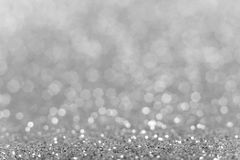 Abstrakter silberner Hintergrund Lizenzfreies Stockbild