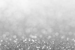 Abstrakter silberner Hintergrund Lizenzfreie Stockbilder