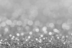 Abstrakter silberner Hintergrund Lizenzfreies Stockfoto