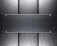 Abstrakter silberner Stahlhintergrund Lizenzfreie Stockfotografie