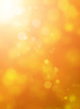 Abstrakter Sonnehintergrund Stockfotos