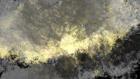 Abstrakter Sonnenhintergrund bewölkt Wand-Illustrationsmalerei des Rosts raue stockbild