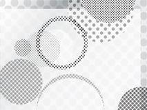 Abstrakter spitzer vektorhintergrund Lizenzfreie Stockbilder