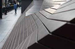 Abstrakter städtischer Hintergrund Lizenzfreie Stockbilder