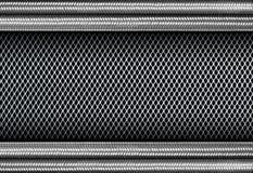 Abstrakter Stahlhintergrund Stockfotos