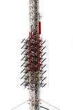 Abstrakter Stahlturmhintergrund Lizenzfreie Stockfotografie