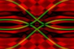 Abstrakter starker Hintergrundgegenstand vektor abbildung