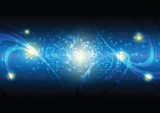 Abstrakter Starlight und Universum Lizenzfreie Stockfotos