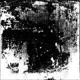 Abstrakter Staubpartikel und Staubkorngefüge auf weißem Hintergrund, stockbild