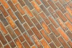 Abstrakter Steinboden im Gehweg Lizenzfreies Stockbild