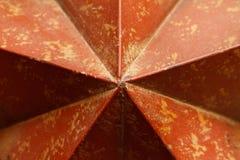 Abstrakter Stern Stockfoto