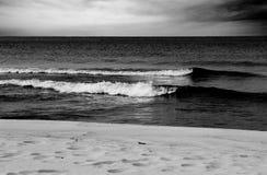 Abstrakter Strand Lizenzfreie Stockfotografie
