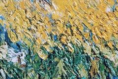 Abstrakter strukturierter Farbenhintergrund Stockbild