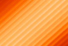Abstrakter strukturierter Hintergrund Unscharfes orange Bild von den Streifen Stockbilder