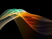 Abstrakter Tapeten-Hintergrund Lizenzfreie Stockfotos