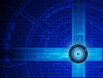 Abstrakter Technologie-Hintergrund Stockbilder