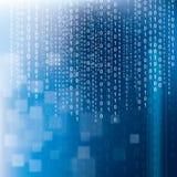 Abstrakter Technologie-Hintergrund Lizenzfreie Stockfotos
