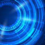 Abstrakter Technologie-Hintergrund Lizenzfreie Stockfotografie