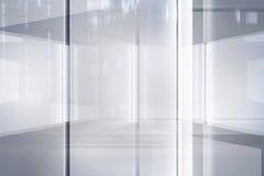 Abstrakter Technologie-Hintergrund Lizenzfreie Stockbilder