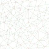 Abstrakter Technologie-Hintergrund Nahtloses Muster Stockfoto
