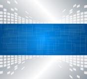 Abstrakter Technologiehintergrund Lizenzfreies Stockbild