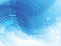 Abstrakter Technologiehintergrund Lizenzfreies Stockfoto