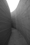 Abstrakter Tunnel Stockfotos