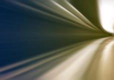 Abstrakter Tunnel Stockbild