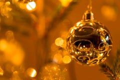 Abstrakter undeutlicher Weihnachtshintergrund Lizenzfreies Stockbild
