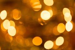 Abstrakter undeutlicher Weihnachtshintergrund Lizenzfreies Stockfoto