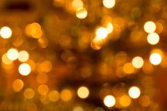 Abstrakter undeutlicher Weihnachtshintergrund Lizenzfreie Stockfotografie