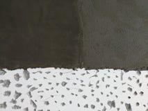 Abstrakter unfertiger Zementwandhintergrund Stockfoto