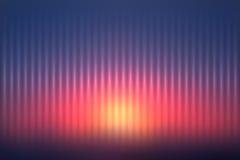 Abstrakter Unschärfehintergrund mit Lichtern Stockfotografie