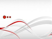 Abstrakter Vektor Lizenzfreies Stockfoto