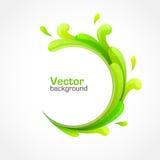 Abstrakter vektorhintergrund Lizenzfreie Stockfotos