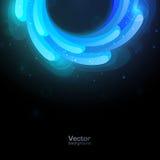 Abstrakter vektorhintergrund Stockfotos