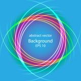 Abstrakter vektorhintergrund Abstraktes Hintergrundmosaik Stockfotos