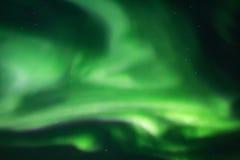 Abstrakter vektorhintergrund Aurora Borealis-Naturlandschaft Stockfotos