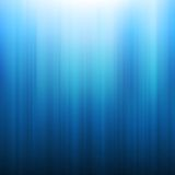 Abstrakter Vektorhintergrund der blauen Geraden Lizenzfreies Stockbild
