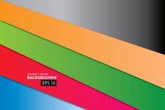 Abstrakter Vektorhintergrundvektor Lizenzfreie Stockbilder