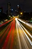 Abstrakter Verkehr lizenzfreies stockfoto