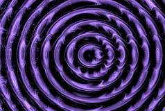 Abstrakter violetter Hintergrund Stockbild