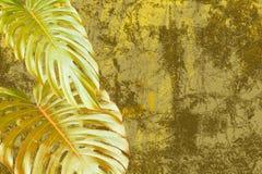 Abstrakter Wald und Laub lizenzfreies stockbild